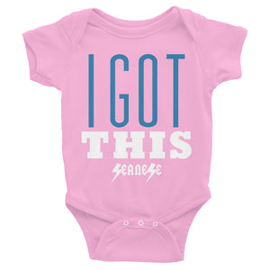 Infant Bodysuit---I Got This---Click for more shirt colors
