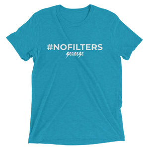 Upgraded Soft Short sleeve t-shirt---#NOFILTERS---Click to see more shirt colors