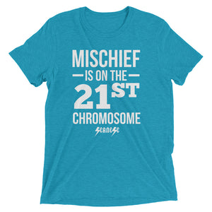 Upgraded Soft Short sleeve t-shirt---Mischief---Click for more shirt colors
