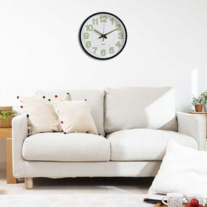 12 Inch Luminous Silent Wall Clock