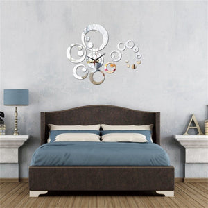 Modern Luxury Wall Clock