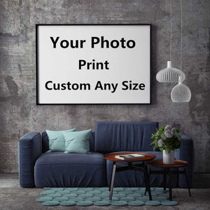 Customized Your Photo Canvas