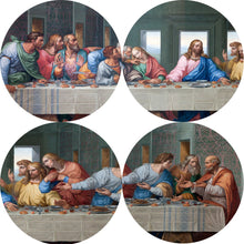 Da Vinci Last Supper Canvas Print