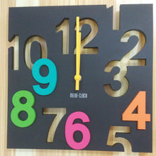 Hollow Table Clocks Wall