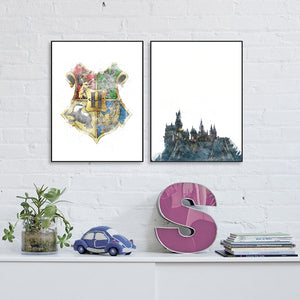 Harry Potter Canvas Art Print