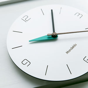 Simple Plain Wall Clock