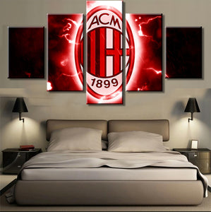 ACM Logo Canvas 5 Piece