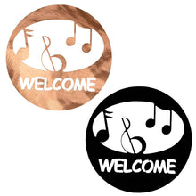 Music Welcome Circle