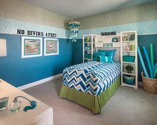 Swimming Themed Room - #7055inc