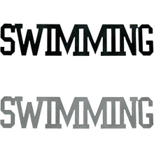 Swimming Word