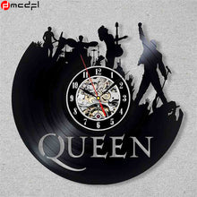 Queen Round Wall Clock