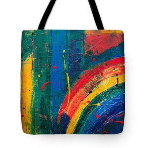 Abstract - Tote Bag