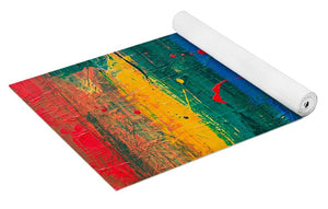 Abstract - Yoga Mat