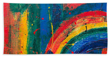 Abstract - Beach Towel