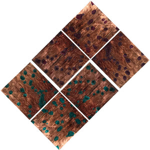 Copper Panels (Set of 3)