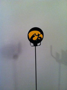 Iowa Hawkeyes Can Holder