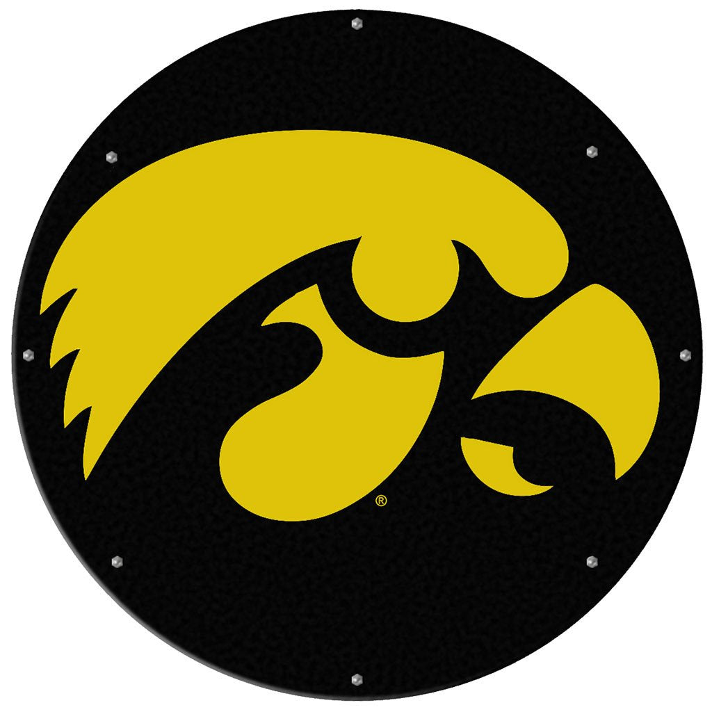 Iowa Hawkeyes Medallion