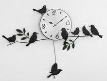 Birds Design Wall Clock