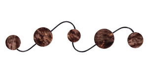 Sidewave-distressed-copper-metal-wall-sculpture-#7055inc