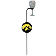 Iowa Hawkeyes Stemware Holder