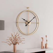 "European Style 55"" Round Wall Clock"