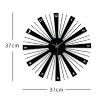Big Needle Wall Clock