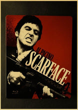 Scarface Movie 1983 Al Pacino Canvas Print