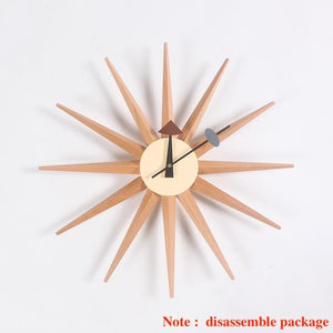 Needle Wall Clock