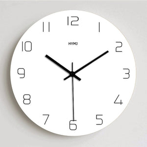 Nordic Fresh Personality Living Room Kitchen Decorative Wall Clock