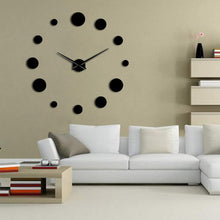 Circles Round Wall Clock