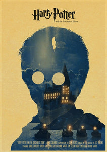 Classic TV Series Harry Potter Poster