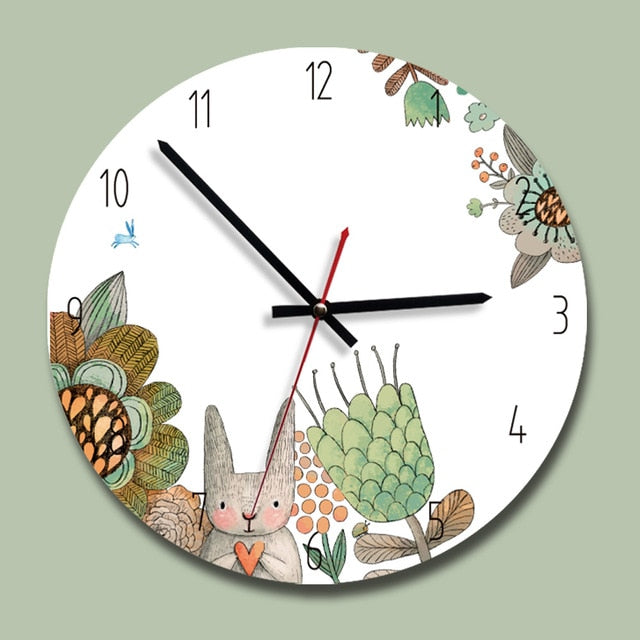 Acrylic Creative Wall Clock