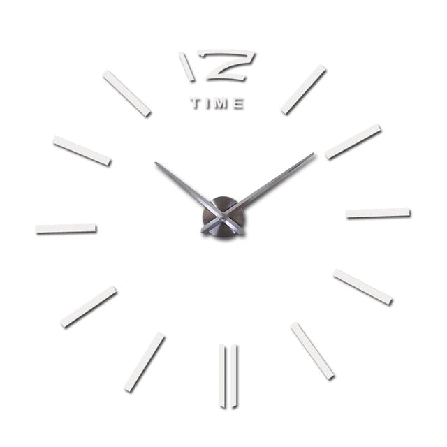 Quartz Needle Wall Clock 27