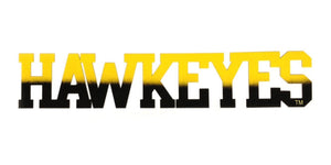 Iowa Hawkeyes Word