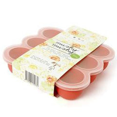 MUSHY MUSHY STORAGE POTS (Red)
