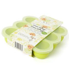 MUSHY MUSHY STORAGE POTS (Green)