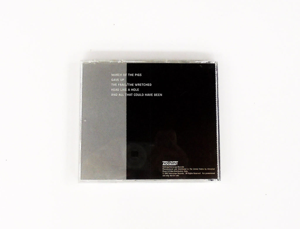 Nine Inch Nails (NIN): And All That Could Have Been (2002): Used CD ...