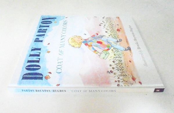 Coat of Many Colors by Dolly Parton (Picture Book): 9780451532374 ...