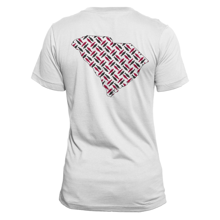 Gameday Pattern T-Shirt - USC