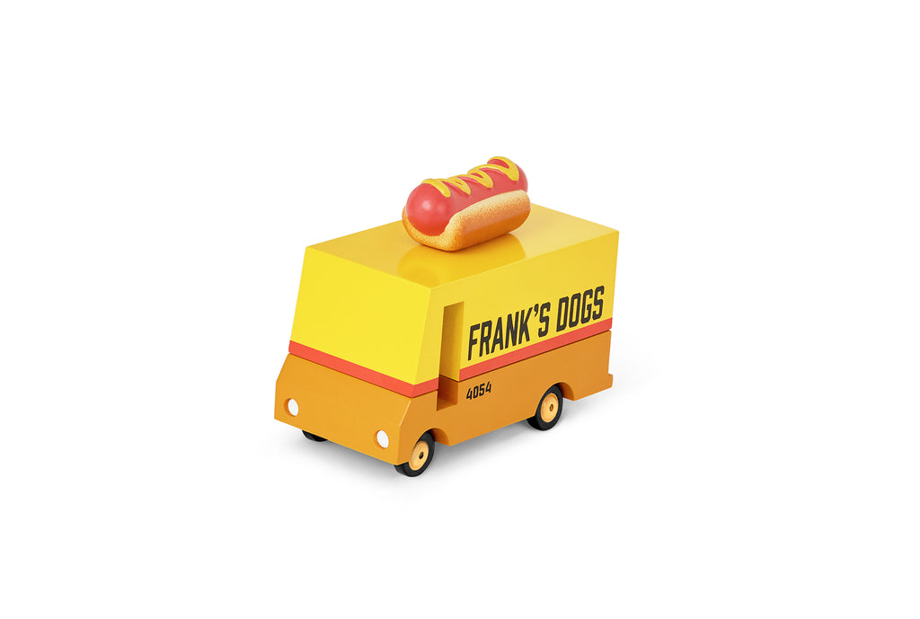 Candycar - Hot Dog Van