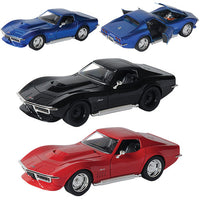 1969 Corvette Stingray ZL-1 - 1:24 Scale Model