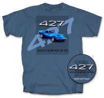 C3 Corvette T-shirt - 427 Stingray