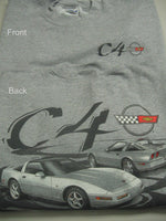 C4 Corvette Coupe Sweatshirt -
