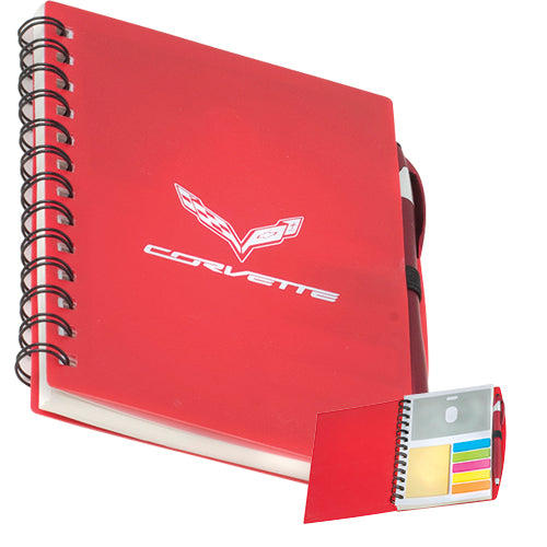 C7 Corvette Spiral Bouond Journal