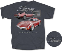 C3 Stingray Garage T-shirt