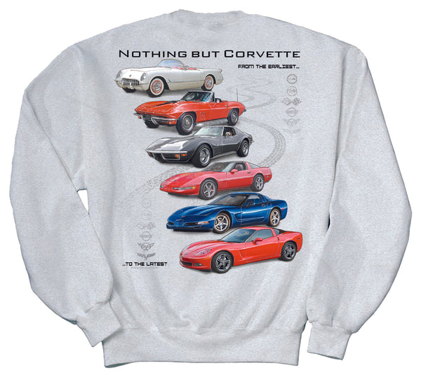 Nothing But Vette Sweatshirt