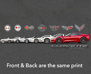 C7 Corvette Band T-Shirt
