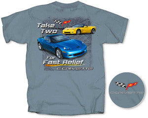 C6 Take Two Grand Sport T-shirt - Small only
