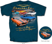 Chevrolet Vintage Cruise In T-Shirt