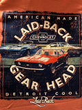 Gear Head Chevy Laid Back Style